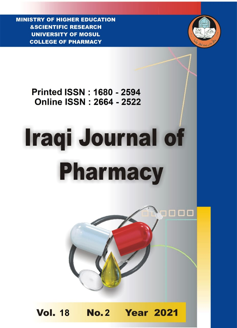 Iraqi Journal of Pharmacy